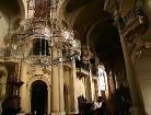 Sv.Nikolaja baznīca ir pirmā jezuītu celtne Prāgā. 1787.gadā pie baznīcas ērģlēm savu koncertu bija sniedzis mūzikas brīnumbērns - Mocarts -  www.czec 15