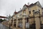 H. Frenkeļa villa būvēta 1908.gadā un tā ir vienīgā secesijos stila ēka Šauļos 2