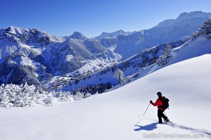 Lihtenšteina ir mazākā, bet bagātākā vāciski runājošā valsts pasaulē un vienīgā Alpu valsts, kuras teritorija pilnībā atrodas Alpos. Foto: Liechtenste 86531