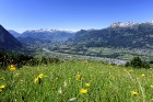 Lihtenšteina ir mazākā, bet bagātākā vāciski runājošā valsts pasaulē un vienīgā Alpu valsts, kuras teritorija pilnībā atrodas Alpos. Foto: Liechtenste 9