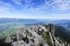 Lihtenšteina ir mazākā, bet bagātākā vāciski runājošā valsts pasaulē un vienīgā Alpu valsts, kuras teritorija pilnībā atrodas Alpos. Foto: Liechtenste 11