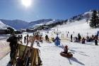 Lihtenšteina ir mazākā, bet bagātākā vāciski runājošā valsts pasaulē un vienīgā Alpu valsts, kuras teritorija pilnībā atrodas Alpos. Foto: Liechtenste 15