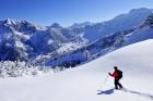 Lihtenšteina ir mazākā, bet bagātākā vāciski runājošā valsts pasaulē un vienīgā Alpu valsts, kuras teritorija pilnībā atrodas Alpos. Foto: Liechtenste 17