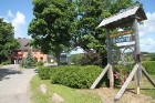 Travelnews.lv kopā ar «Lauku ceļotājs» iepazīst viesu namu «Pūteļkrogs», kas savu vietu atradis vecajā «Pūteļu krejotavā», kuras mūri veido restorāna  1