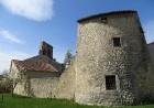 Brīnumains viduslaiku ciems Charroux gaida ciemos romantikas mīlētājus www.charroux.com 1