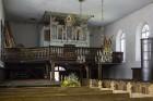 Bauskas Sv. Gara luterāņu baznīca ir senākā saglabājusies celtne Bauskas vecpilsētas daļā