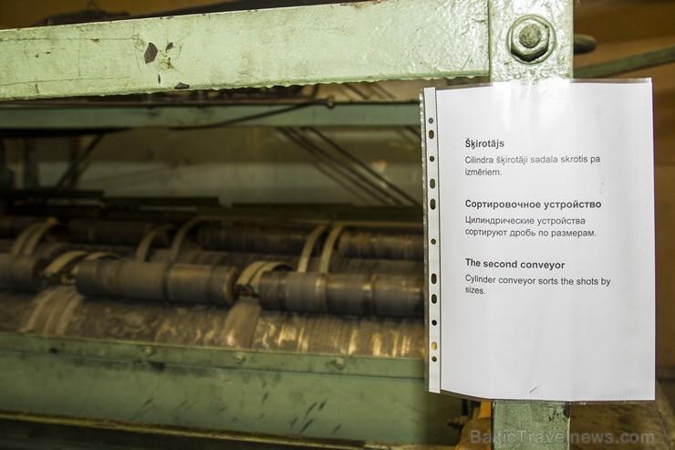 Daugavpils skrošu rūpnīca ir vecākā munīcijas ražotne Ziemeļeiropā