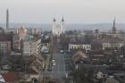 Daugavpils skrošu rūpnīcas tornis ir arī augstākais publiski pieejamais skatu tornis Daugavpilī 42