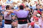 Katalonijas kasteljeri pārsteidz tūristus ar cilvēku torņiem 1