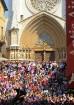 Katalonijas kasteljeri pārsteidz tūristus ar cilvēku torņiem 2