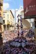 Katalonijas kasteljeri pārsteidz tūristus ar cilvēku torņiem 10