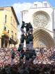 Katalonijas kasteljeri pārsteidz tūristus ar cilvēku torņiem 18