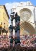 Katalonijas kasteljeri pārsteidz tūristus ar cilvēku torņiem 20