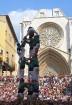 Katalonijas kasteljeri pārsteidz tūristus ar cilvēku torņiem 21