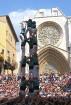 Katalonijas kasteljeri pārsteidz tūristus ar cilvēku torņiem 22