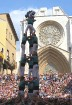 Katalonijas kasteljeri pārsteidz tūristus ar cilvēku torņiem 24