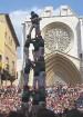 Katalonijas kasteljeri pārsteidz tūristus ar cilvēku torņiem 25