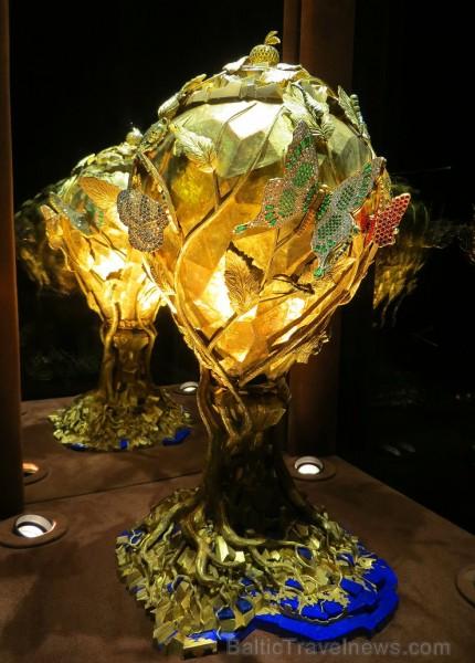 Ieskaties slavenā spāņu mākslinieka Salvadora Dali veidoto rotaslietu pasaulē