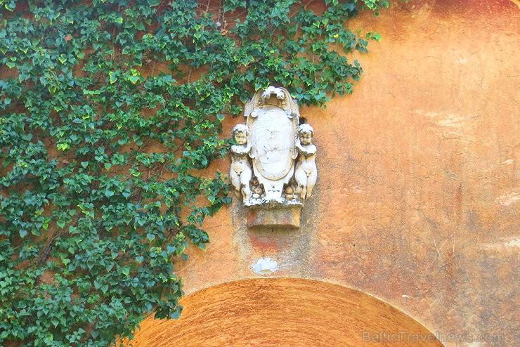 photo: Svētās Klotildes dārzi Katalonijā apbur un vieno ar dabu