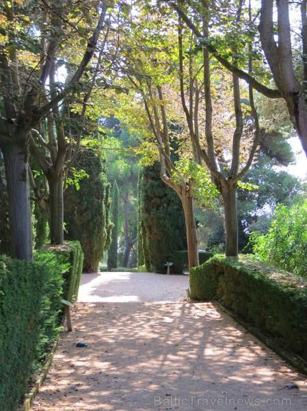 Svētās Klotildes dārzi Katalonijā apbur un vieno ar dabu www.lloretdemar.org 149927