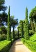 Svētās Klotildes dārzi Katalonijā apbur un vieno ar dabu www.lloretdemar.org 15