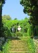 Svētās Klotildes dārzi Katalonijā apbur un vieno ar dabu www.lloretdemar.org 21