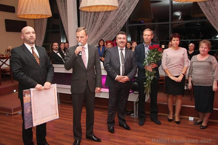Daugavpils lielākā viesnīca «Park Hotel Latgola» svin 10 gadu jubileju