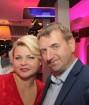 Daugavpils lielākās viesnīcas «Park Hotel Latgola» vadītāja Ruta Priede un BalticTravelnews.com direktors Ivars Mackevičs 58
