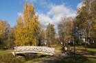Cēsis ir brīnišķīga pilsēta zelta rudens baudīšanai 26