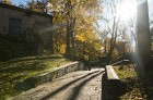 Cēsis ir brīnišķīga pilsēta zelta rudens baudīšanai 27