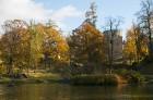Cēsis ir brīnišķīga pilsēta zelta rudens baudīšanai 36