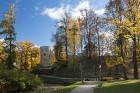 Cēsis ir brīnišķīga pilsēta zelta rudens baudīšanai 39