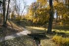 Cēsis ir brīnišķīga pilsēta zelta rudens baudīšanai 41