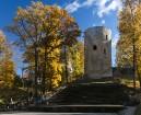 Cēsis ir brīnišķīga pilsēta zelta rudens baudīšanai 43