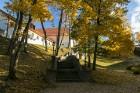 Cēsis ir brīnišķīga pilsēta zelta rudens baudīšanai 45