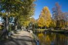 Cēsis ir brīnišķīga pilsēta zelta rudens baudīšanai 48
