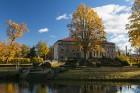 Cēsis ir brīnišķīga pilsēta zelta rudens baudīšanai 49