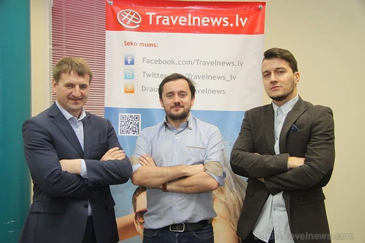 Travelnews.lv seminārs par interneta vietni viedtālruņos ir novērtēts ar 9,34