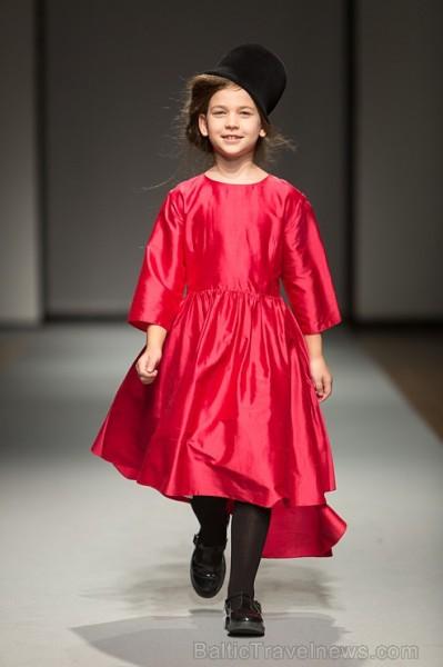Zināmas jaunās tendences Latvijas bērnu modē