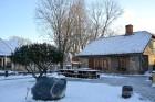 Valmiera ar Gauju līkumotu - pilsētas iedzīvotājus priecē skaisti un sniegoti skati 4