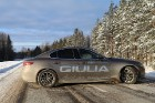 Travelnews.lv redakcija 3 dienas apceļo Vidzemi ar jauno Alfa Romeo Giulia 2.2 180 MJet AT Super 6