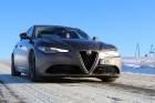 Travelnews.lv redakcija 3 dienas apceļo Vidzemi ar jauno Alfa Romeo Giulia 2.2 180 MJet AT Super 18