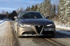 Travelnews.lv redakcija 3 dienas apceļo Vidzemi ar jauno Alfa Romeo Giulia 2.2 180 MJet AT Super 27