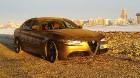 Travelnews.lv redakcija 3 dienas apceļo Vidzemi ar jauno Alfa Romeo Giulia 2.2 180 MJet AT Super 35