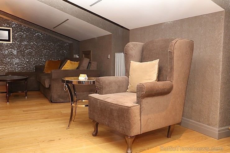 Travelnews.lv izbauda Vecrīgas 4 zvaigžņu viesnīcas «SemaraH Hotel Metropole» viesmīlību