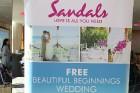 Latvijas tūrisma firmas iepazīst Sandals aktuālos kāzu svinību ceļojumus 1