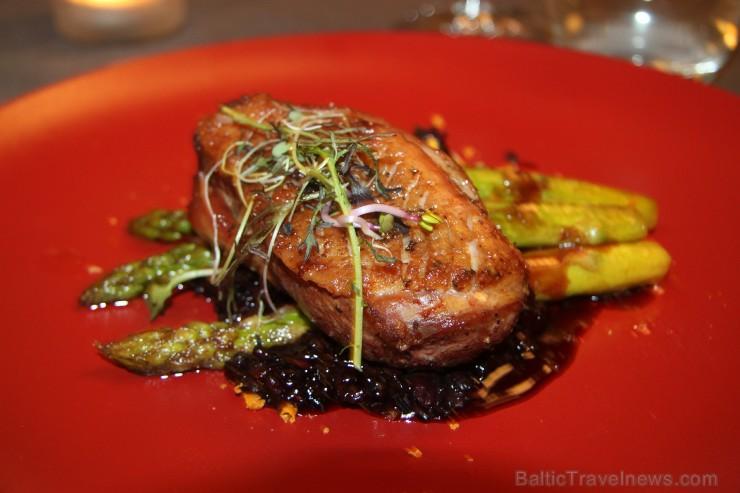 Travelnews.lv redakcija izbauda restorāna «Polpo» viesmīlību