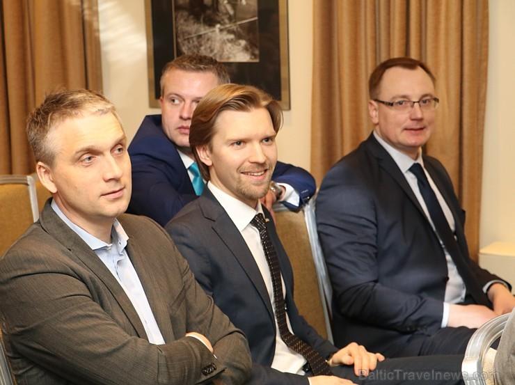 Radisson Blu Ridzene Hotel telpās 28.02.2017 notika Latvijas Viesnīcu un restorānu asociācijas (LVRA) Biedru kopsapulce