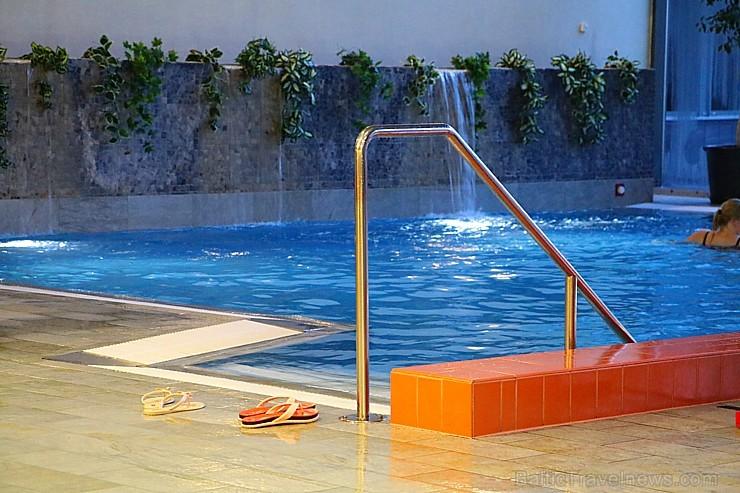 Travelnews.lv redakcija izbauda un novērtē «Jūrmala Hotel Spa» servisu