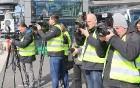 Starptautiskā lidosta «Rīga» sagaida 19.04.2017 pasažieri no Zviedrijas ar numuru 60 000 000 4